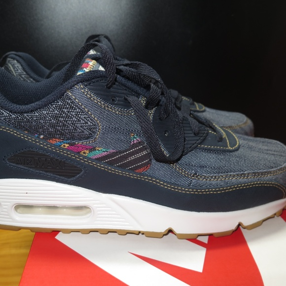 the best attitude 95c11 0d87a Nike Air Max 90 Premium Afro Punk Mens Size 8